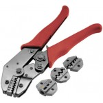 Pliers Multi Crimp Lever