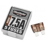 5PC/BOX 7.5A REPL STD FUSE