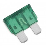 5PC/BOX 30A REPL STD FUSE
