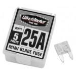 5PC/BX 25A MINI BLADE FUSE