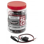 25PC/TUB SAE WIRE W/FUSE BikeMaster