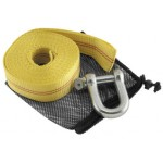 HEAVY DUTY TOW STRAP 20' QuadBoss