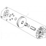 Drive Pulley Subassembly