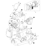 Engine | Muffler | Air Cleaner