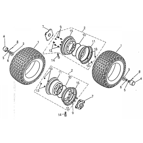 taotao atv engine diagram