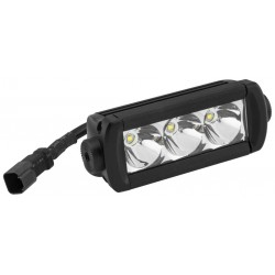 5.5 IN Spot Light HI LUX Single Row LED Bar QuadBoss