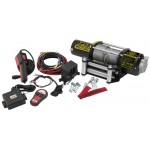 WINCH 5000LB W/ CABLE QuadBoss