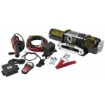 WINCH 5000LB W/ ROPE QuadBoss