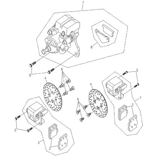 Quadzilla 500 Wiring Diagram
