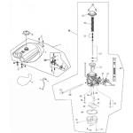 Fuel Tank and Carburetor
