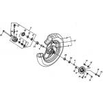 Front Wheel (DOT)