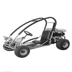 Kasea Adventure Buggy 125