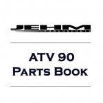 Parts Book for Jehm ATV 90