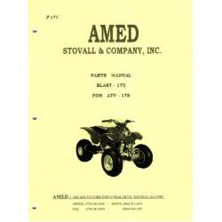 Blast 150/175 parts Manual